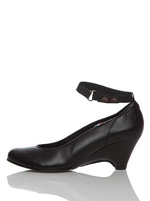 El Ganso Zapatos África De Piel (Negro)