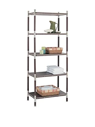 Organize It All Baronial 5-Tier Rack