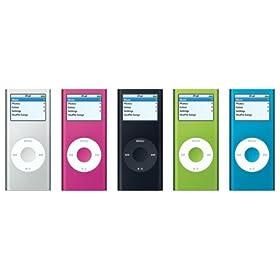 iPod カラー