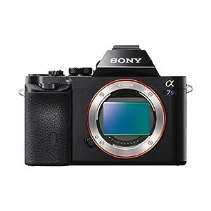 Sony Alpha a7S 12.2MP Compact Interchangeable Lens Digital Camera (Black)