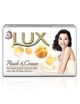 Lux peach & cream soap 100 gms