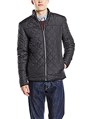 JACK & JONES Herren Steppjacke Jacke jjcoFILM QUILTED JACKET, Gr. Large, Blau (Navy Blazr Fit:REG)