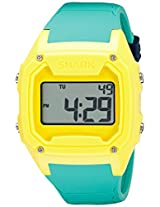 Freestyle Men's 10026584 Shark Classic XL Digital Display Japanese Quartz Green Watch