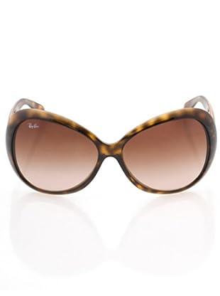 RayBan 4127 Damen Sonnenbrille (Weiß/Braun)