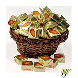 Imported Almond Drops Chocolate Gift 300Gm Imported Almond Chocolate SKU DLI3CHO108