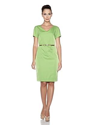 Paola Collection Vestido Mickey (Verde)