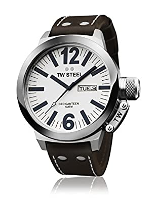 TW Steel Uhr mit Miyota Uhrwerk CE1006  50 mm