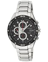 Citizen Eco-Drive Analog Black Dial Men's Watch - CA0030-52E