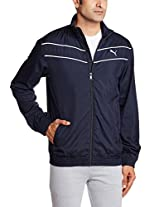 Puma Men's Polyester Track Jacket