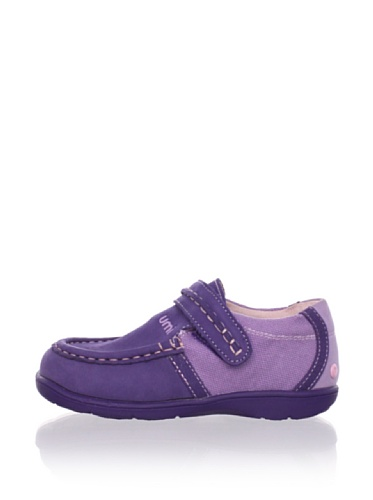 umi Kid's Rondo Moc Loafer  (Toddler) (Purple)
