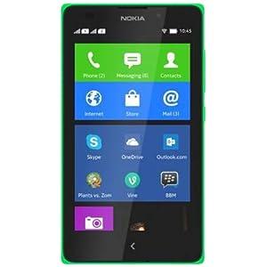 Nokia XL (Green, Dual SIM)