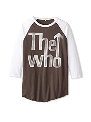 Junk Food Men's The Who Baseball T-Shirt
