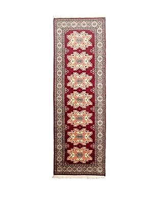 RugSense Alfombra Kashmir Rojo/Multicolor