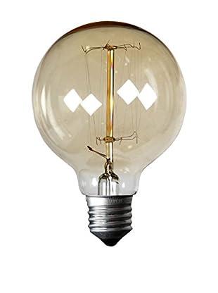LO+DEMODA Glühbirne Edison Vintage 13Clear G80 E27 40W