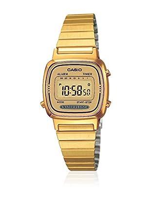 Casio Uhr mit japanischem Quarzuhrwerk LA+670WG.9 25 mm