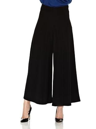 Divina Providencia Falda Pantalón Vogue (Negro)