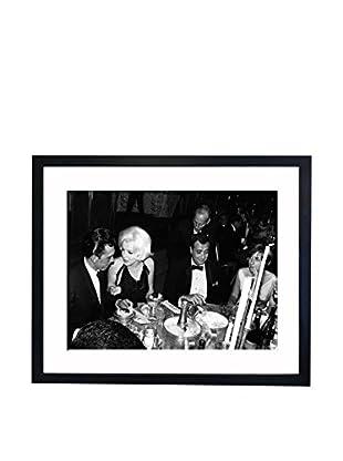 Mazali - Culture Décor Wandbild Marilyn Monroe, Paris