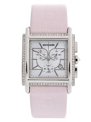 Pierre Cardin PC101222F01 - Reloj de mujer piel rosa
