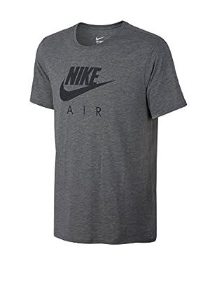 Nike T-Shirt Manica Corta Tee-Air Hybrid Totem