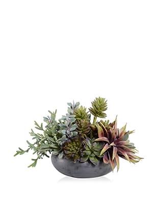 New Growth Designs Faux Succulent Garden
