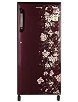 Kelvinator KS203PT/KW203PT HR Direct-cool Single-door Refrigerator (190 Ltrs, 3 Star Rating, Gulmohar Red)