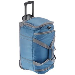 American Tourister X - Bag Travel 1 Nylon 57 cms Petrol Blue Travel Duffle (40X (0) 11 019)