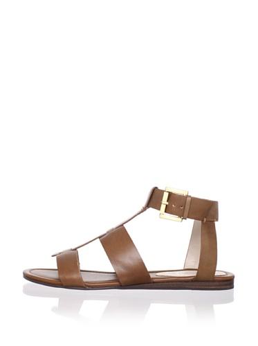 Rosegold Women's Adrian Gladiator Sandal (Whiskey)
