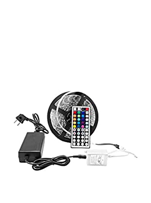 Unotec Barra De Led 5 m Waterproof Con Mando Multicolor