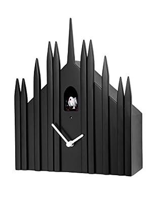 Diamantini & Domeniconi Reloj de Cuco Duomo Negro
