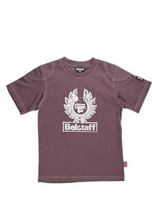 Belstaff Camiseta (berenjena)