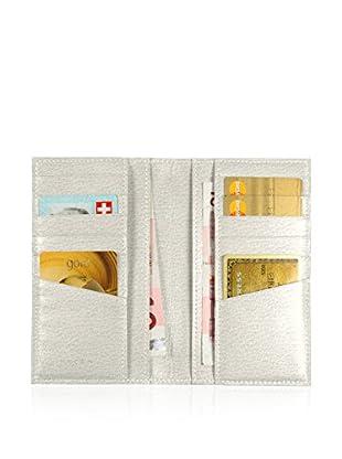 Lucrin Brieftasche PM1343_VCGR_BLN weiß