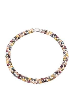 Mitzuko Halskette  silber