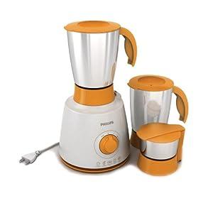 Philips HL7620 500-Watt 3 Jar Mixer Grinder (Orange)