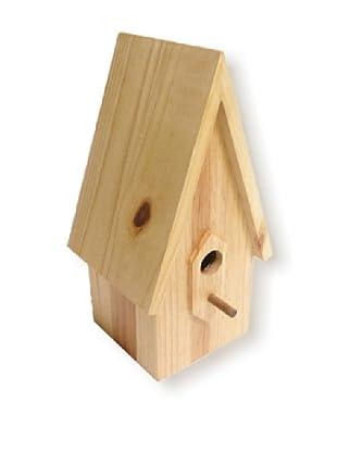 Vance Kitira Pinewood Garden Bird House