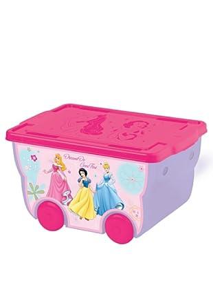 Box con Ruote Princess 60L
