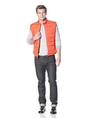 Vince Men's Puffer Vest (Mandarin)