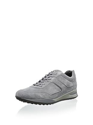 Tod's Men's Suede Sneaker (Grey)