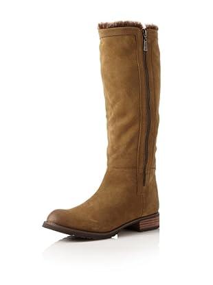 Matt Bernson Women's Bamf Knee High Boot (Olive)