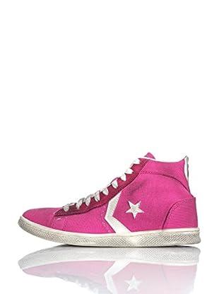 Converse Zapatillas Pro Leather Lp (Fucsia)