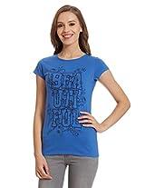 People Women's Graphic Print T-Shirt