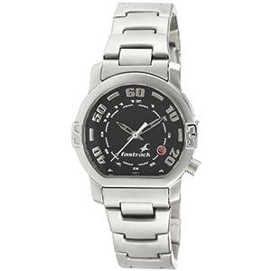 Fastrack Core Analog Black Dial Men's Watch - NE1161SM02