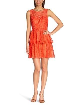 Manoukian Vestido Tóricos (Naranja)
