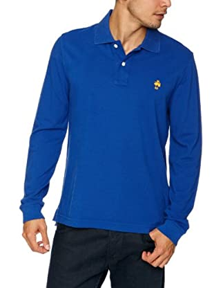 Brooks Brothers Polo Sly (Azul royal)
