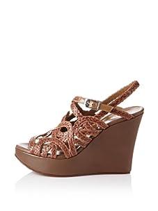 STEPHANE KELIAN Women's Flash Wedge Sandal (Argile)