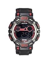 Sonata Digital Black Dial Men's Watch - 77009PP01