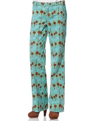 Custo Pantalón Haruhi (Multicolor)