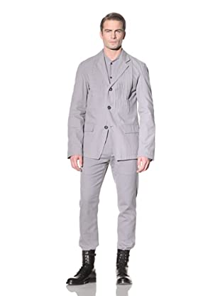 Ann Demeulemeester Men's Pintuck Jacket