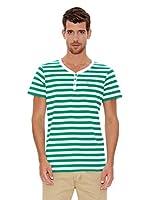 Spagnolo Camiseta Punto Milos (Verde)