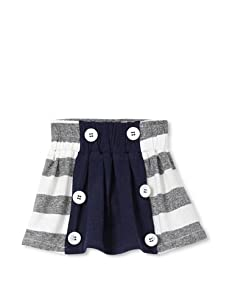 Upper School Girl's Sailor Skirt (Navy)