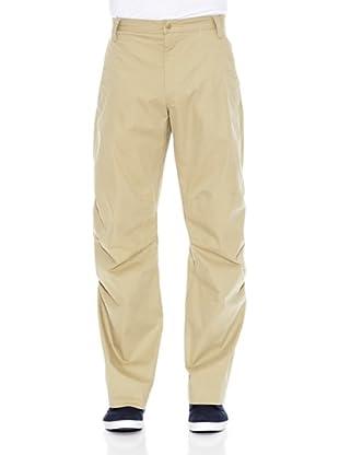 Pepe Jeans London Pantalón Futura Os (Beige)